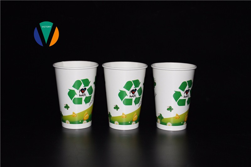 16oz-B cold paper cup